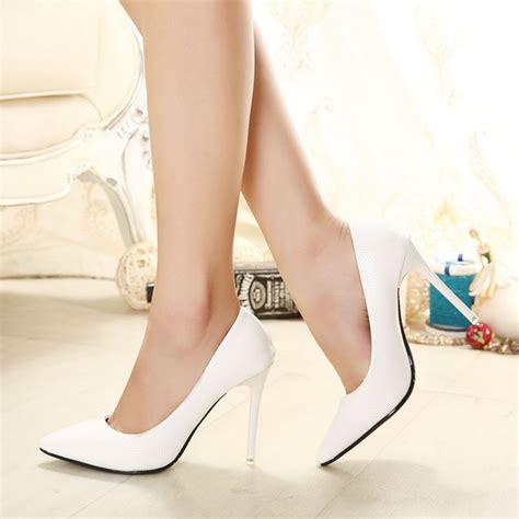 white comfortable heels comfortable white heels qu heel