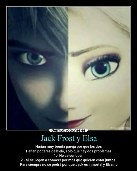imagenes jack y elsa usuario yuuki the vire desmotivaciones