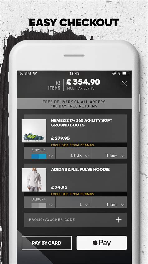 sneaker news app adidas launches new mobile app sneakernews