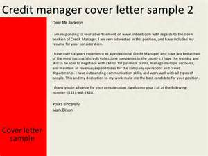 Credit Specialist Cover Letter by Credit Collections Manager Resume Sle Bestsellerbookdb
