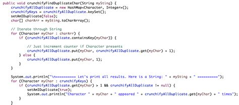 Character Letter Number Java Best Way To Find Duplicate Character From A String In Java Crunchify