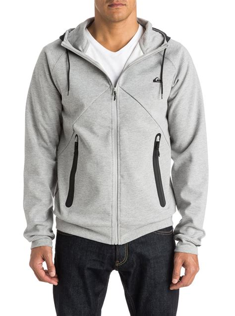Polar Fleece Hoodie active zip up polar fleece hoodie eqypf03010