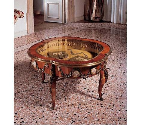Mainan My Home Alliance 6604 1 dreamfurniture colenzia ii classic coffee table