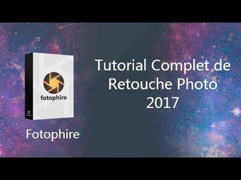 tutorial de filmora tuto tutorial complet de retouche photo 2017 youtube