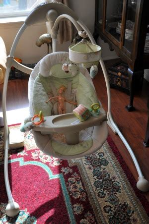 bright starts duck swing buying for baby bright starts ingenuity cradle and sway