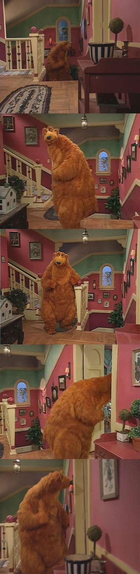 the big blue house bear in the big blue house bing images
