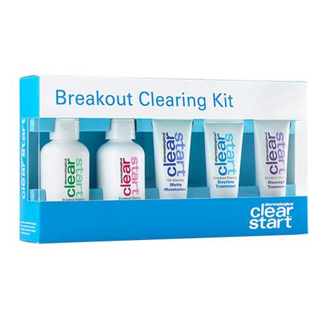 when does cleaning start dermalogica clear start breakout clearing kit flash