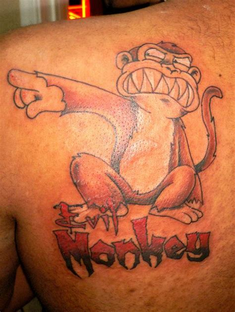 monkey tattoo my best monkey tattoos pictures