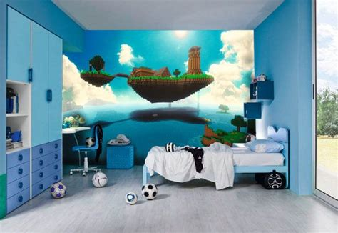 minecraft bedroom wallpaper 17 best images about minecraft bedroom on pinterest