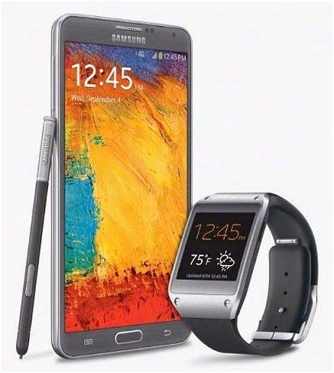 Harga Samsung Gear S3 Indonesia samsung galaxy note 3 gear di indonesia gambar harga