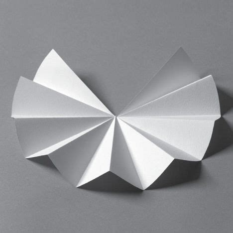 Paper Folding Techniques - folding techniques for designers spans and parabolas by