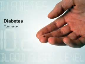Diabetes Powerpoint Templates by Diabetes Powerpoint Template