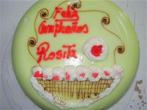 imagenes feliz cumpleaños rosita tortas moka feliz cumplea 209 os rosita