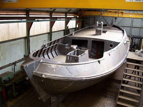 platbodem schokker vissermanschokker 13 5 meter dutch classic boat design