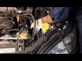 Subaru Outback Engine Light Diagnose And Repair A Blinking Check Engine Light Subaru