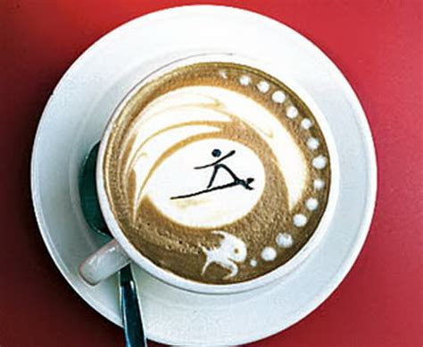 artistic coffee coffee art ireckonthat