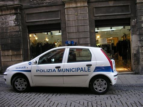 polizia municipale porto torres sicurezza a sassari polizia municipale sotto organico
