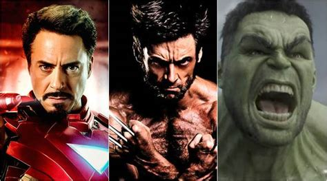 indian actor wolverine hugh jackman i would love to see iron man hulk and