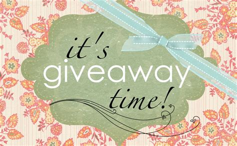 Free Online Giveaways - closed giveaway time win a free 6 month membership to