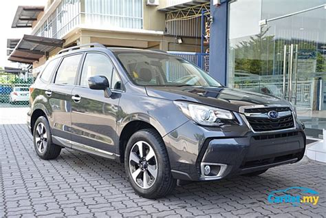 tan subaru forester subaru to commence ckd operations in thailand starting