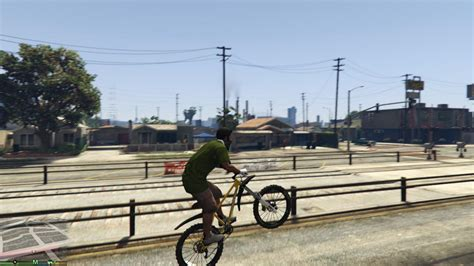 mod gta 5 keren mountain bike mod gta5 mods com