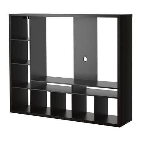 Ikea Tv Unit by Lappland Tv Storage Unit Black Brown Ikea