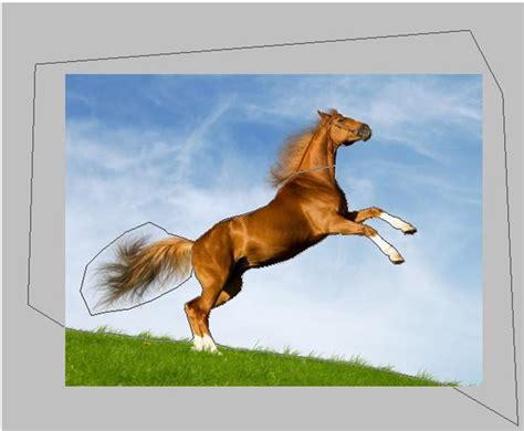 tutorial gambar kuda tekhnik membuat manusia kuda bersayap menggunakan