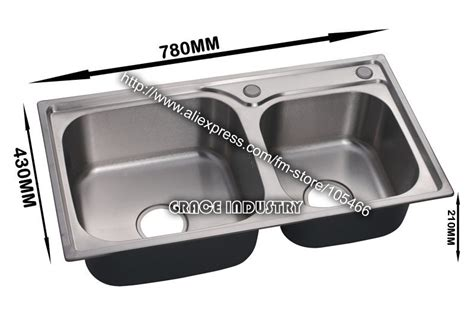 kitchen sink kitchen bowl double bowl stainless steel