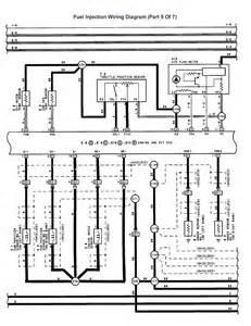 1990 lexus ls400 1uzfe v8 engine management wiring diagram lextreme