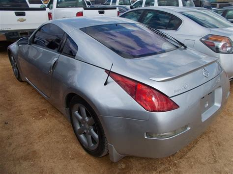 nissan 380z price 2003 nissan 380z 2 door sedan s n jn1az34e33t000713 gas