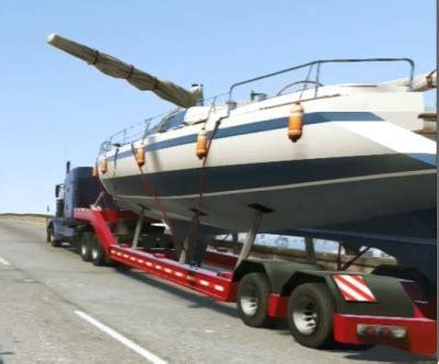 big boat in gta 5 gta v boat hauler orcz the video games wiki