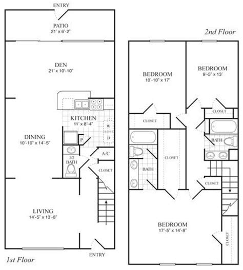2 bedroom townhomes in houston the nottingham village apartments 14250 kimberely ln