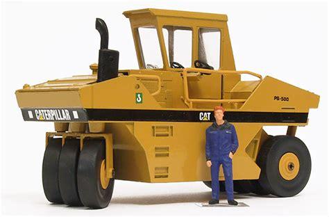 Caterpilar K1 121 21 131 baumaschinen modelle net meine sammlung caterpillar ps 500