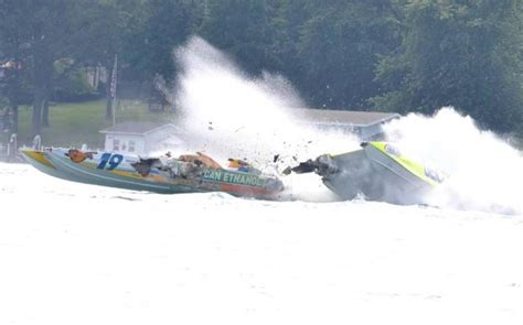 st clair boat accident tragedy strikes during st clair river powerboat race