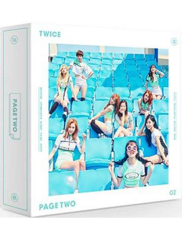 twice page two twice page two normal ver mint ver