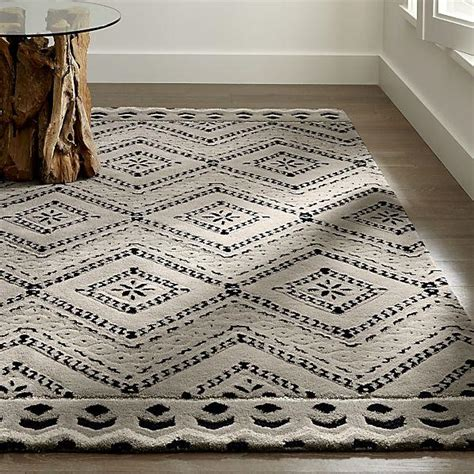 white and blue rug blue and white geometric shelby rug