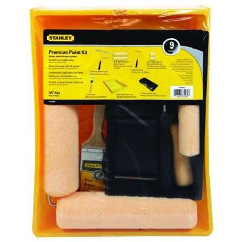 home depot paint kit stanley 9 premium paint kit ptst03939 the home depot