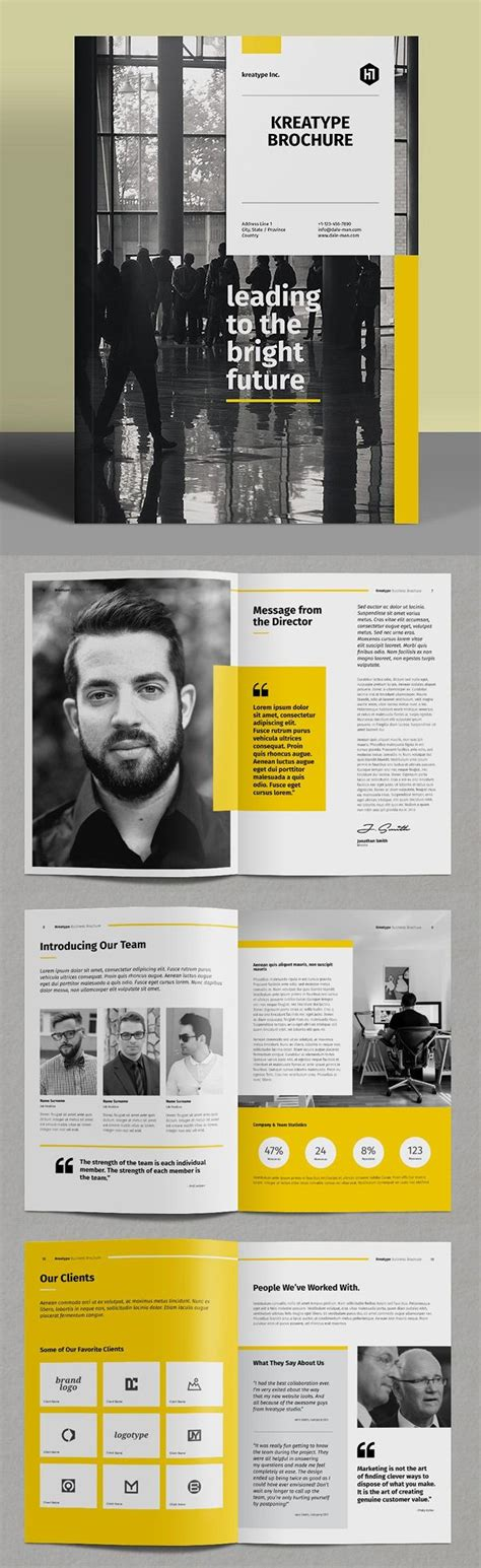 How To Design A Company Brochure by How To Make A Company Brochure Brickhost 269ae885bc37