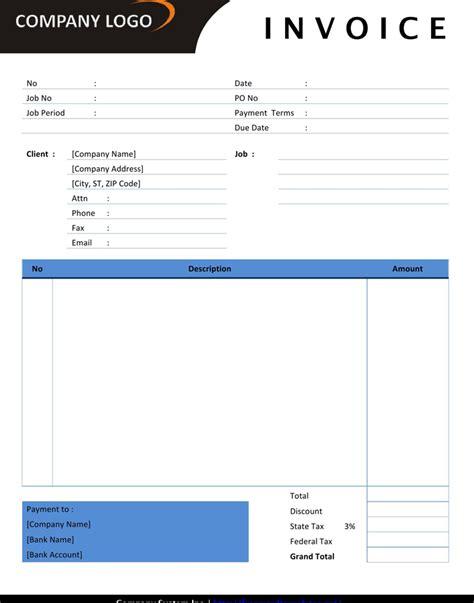 graphic design invoice template graphic design invoice template