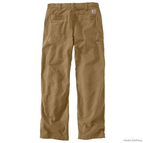 carhartt rugged work khaki pant carhartt 100095 rugged work khaki