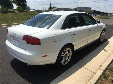 Audi A4 Warranty by 2007 Audi A4 2 0t Quattro Ith Warranty Low Reserve