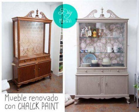 chalk paint sobre mueble lacado m 225 s de 25 ideas incre 237 bles sobre muebles barrocos en