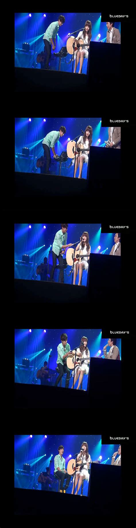 sketchbook yonghwa sweet potato days 120613 fancam fan taken jung yong hwa