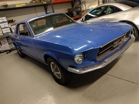 1967 Ford Mustang My Classic Garage 1967 Ford Mustang For Sale 79224 Mcg