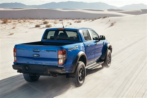 2018 Ford Ranger Raptor unveiled, gets 2.0TT with 10 spd