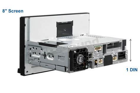 format audio non compressé alpine x801d u monitor auto 1 e 2 din car multimedia