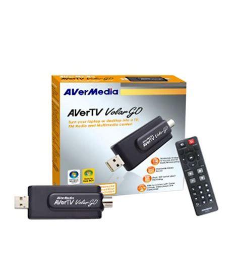 Tv Tuner Avermedia avermedia avertv volar go tv tuner card buy avermedia avertv volar go tv tuner card at