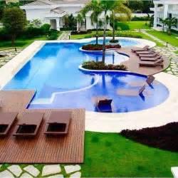 piscina casa las 25 mejores ideas sobre piscinas en
