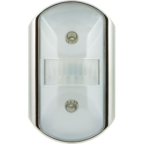 ge motion activated led security light ge 11242 led motion sensor night light