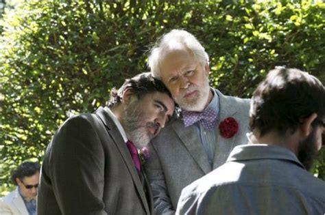 se filmer le retour de ben love is strange seniors homosexuels et mari 233 s film